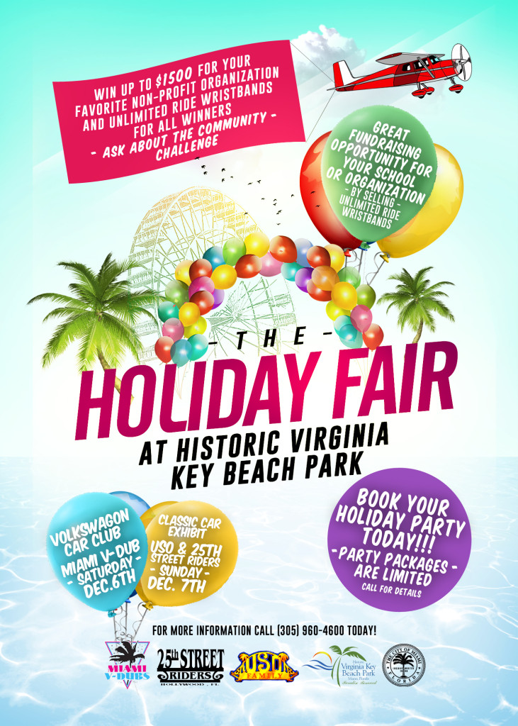 holiday fair 2014 BACK 5x7 flyer
